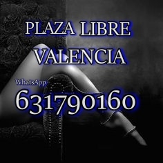 PLAZA DISPONIBLE EN VALENCIA CAPITAL
